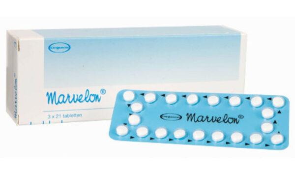 حبوب منع الحمل مارفيلون